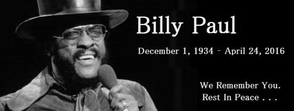 RIP Billy